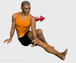 Stretching routine recommended for  cycling,  windsurfing,  surfing,  climbing,  kayaking,  squash,  swimming,  tennis,  triathlon,  dance,  gymnastics,  rugby,  american football,  padel tennis,  fencing,  hockey,  sciatic,  pilates,  gluteus.